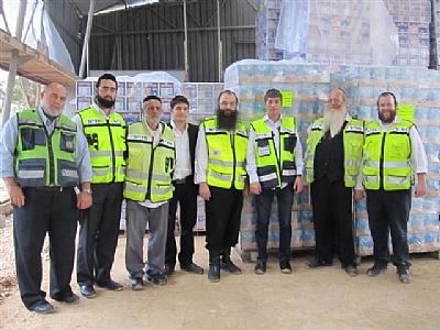 """לקראת החגים יחולקו ע""""י זק""""א ישראל מאות סלי מזון ותווי """"שופר סל"""" למשפחות נפגעות טרור ותאונות דרכים"""