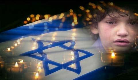 """זק""""א ישראל מדליקים נרות זיכרון"""