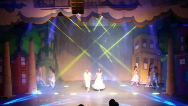 """כ- 800 ילדים נפגעים השתתפו במופעי חנוכה """"אור בעיניים"""" חנוכה 2014"""