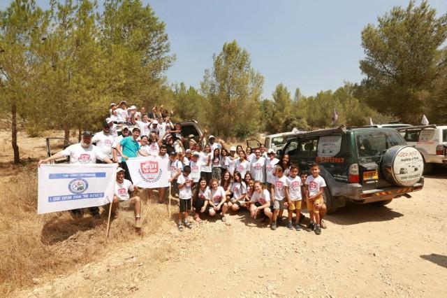 """כ-200 ילדים ונערים שחוו אסונות השתתפו במחנה נופש שיקומי שערך זק""""א ישראל"""