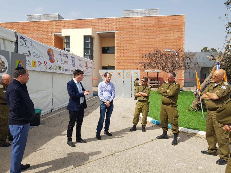 """זק""""א ישראל בשיתוף פעולה עם עיריית בני ברק ופיקוד העורף למען תושבי בני ברק"""