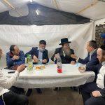 """כינוס מרשים של מתנדבי היחידה המבצעית של זק""""א ישראל – ילדים של החיים במרחב שפלה"""